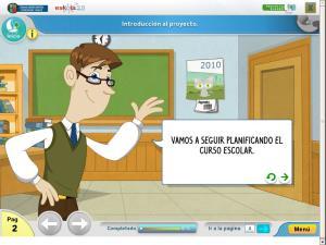 Los números decimales: El curso escolar y el calendario escolar