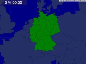 Estados Federados de Alemania. Seterra