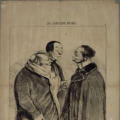 Les parisiens en 1852: Je vous présente mon fils...
