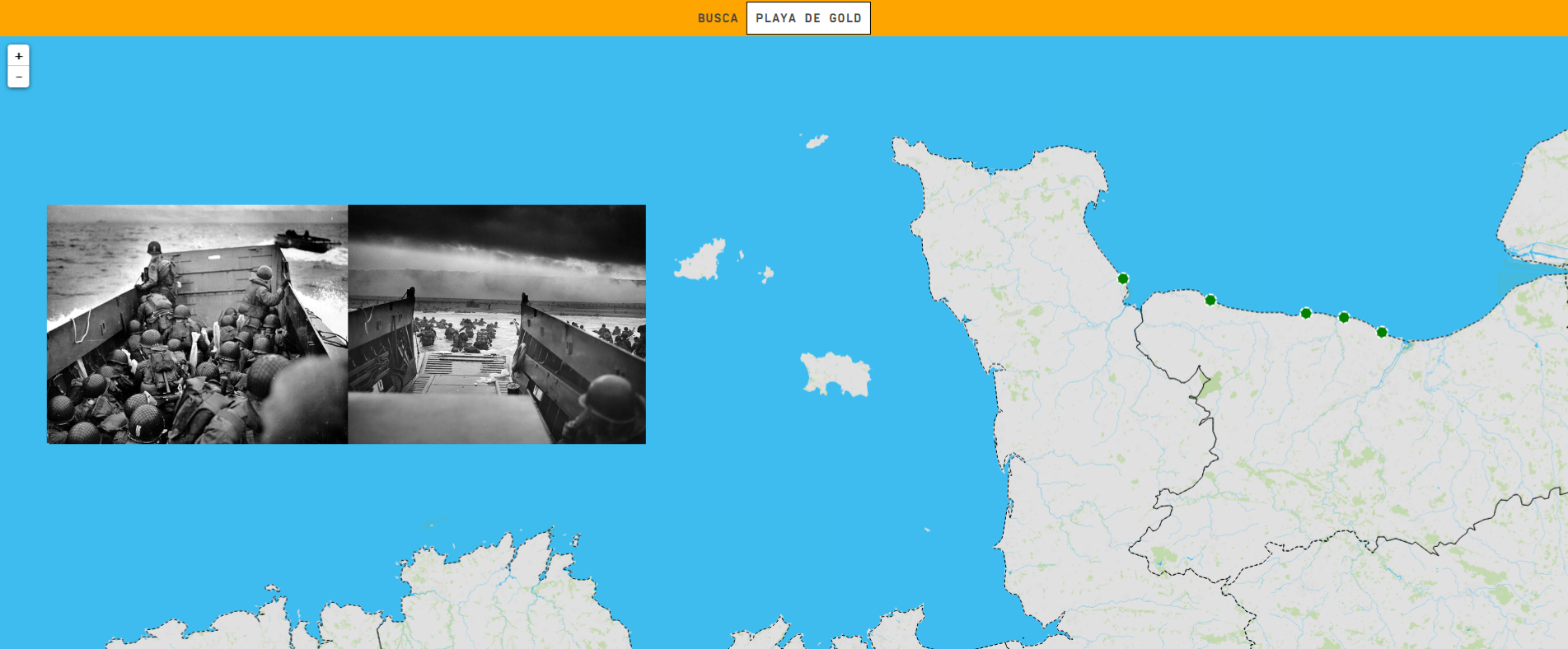 Europe in World War II: D-Day