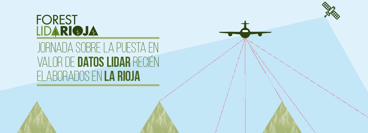 Puesta en valor de datos LiDAR recién elaborados en La Rioja