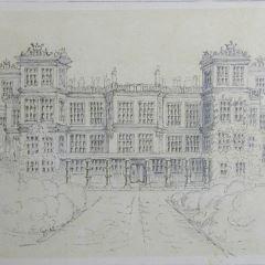 Hardwick Hall, Derbyshire (Inglaterra)