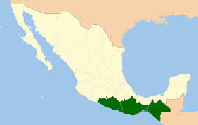 Region Suroeste de Mexico