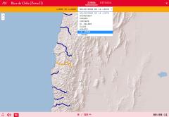 Rius de Xile (Zona II)