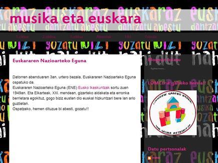 musikaetaeuskara