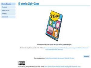 El Cómic: Zipi y Zape