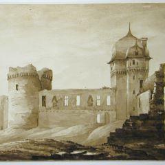 Castillo de Andernach, Alemania