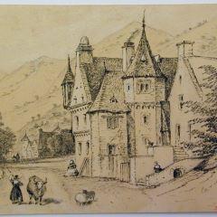 Vista de Cardon, Francia (?)