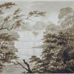 Cascadas del río Clyde (Escocia)