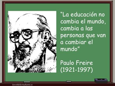 Educación a distancia del CEPA Paulo Freire