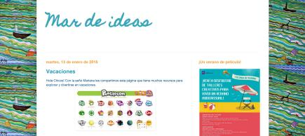 Mar de ideas
