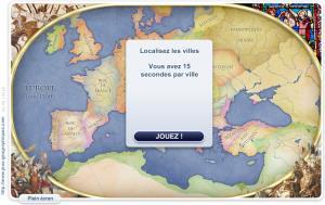 Sites du Moyen-Âge.  Jeux historiques
