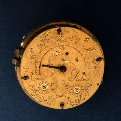 Movimiento de reloj de bolsillo