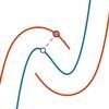 Curvatura(2): El lado exterior de la curva