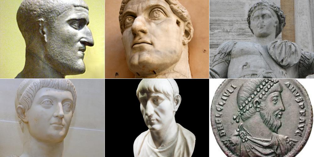 Constantinian dynasty