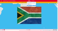 Capitals de províncies de Sud-àfrica