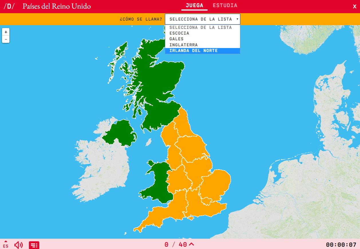 Países do Reino Unido