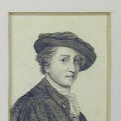 Retrato masculino (¿Joshua Reynolds?)