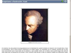 Empirismo e Ilustración: Kant