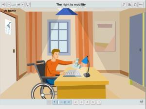 The right to mobility