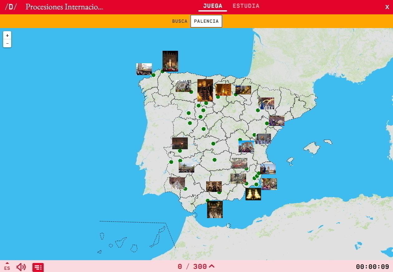 Nazioarteko interes turistikoko jaiak (Espainia)