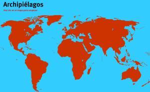 Archipiélagos del Mundo. Juegos de Geografía