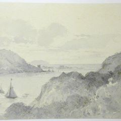 Vista de Bangor, Gales