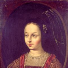 Retrato femenino (¿Beatriz Galindo, La Latina?)