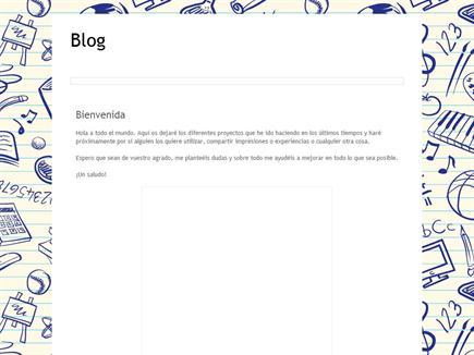 Web de Antonio Méndez