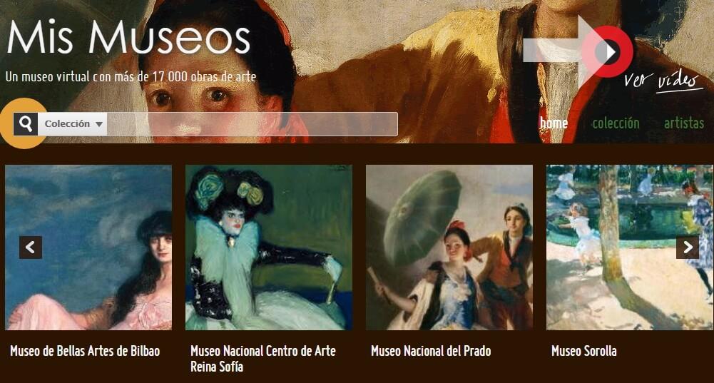 Mismuseos.net