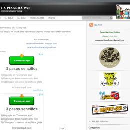 La Pizarra Web (Blog Inutilizado)