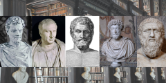 Philosophes du 6e siècle avant JC à IV