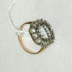 Montura para anillo