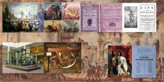 Eventos importantes del siglo XVIII (fácil)