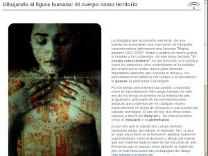 Dibujando la figura humana: El cuerpo como territorio