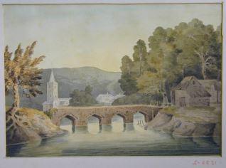 Vista de puente