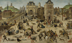 Acontecementos importantes do século XVI (mediados)