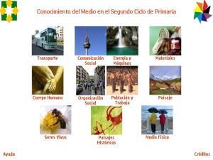 Unidades de Apoyo y Refuerzo al Conocimiento del Medio en el 2º Ciclo de Primaria