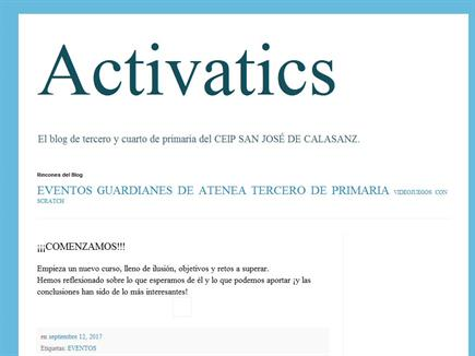 ACTIVATICS