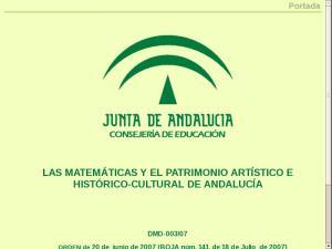 Matemáticas y patrimonio