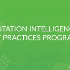 Reputation Intelligence Best Practice Program