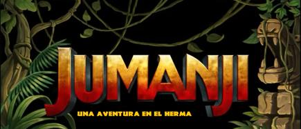 JUMANJI: Una Aventura en el HERMA