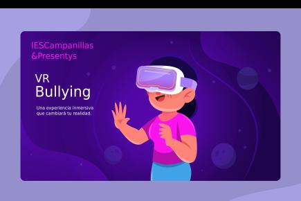 Realidad Virtual en el Aula: App VRBulling