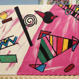 INSPIRED BY WASSILY KANDINSKY