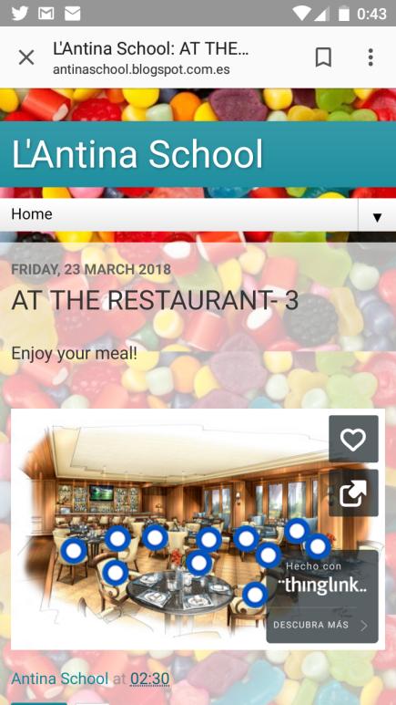 L'ANTINA SCHOOL