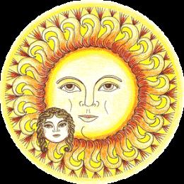 Vénus devant le Soleil