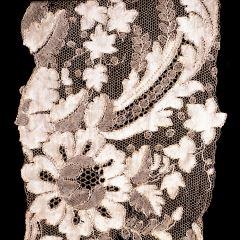 Fragmento de mantilla