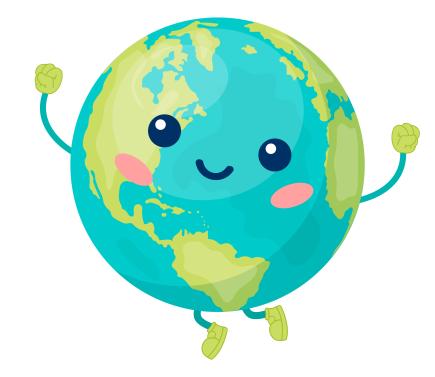 Guardianxs del planeta Tierra