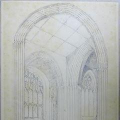 Antecapilla, Merton College, Oxford (Inglaterra)
