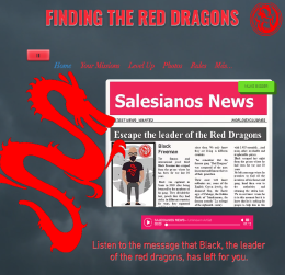 Finding The Red Dragons